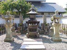 花岳寺墓所