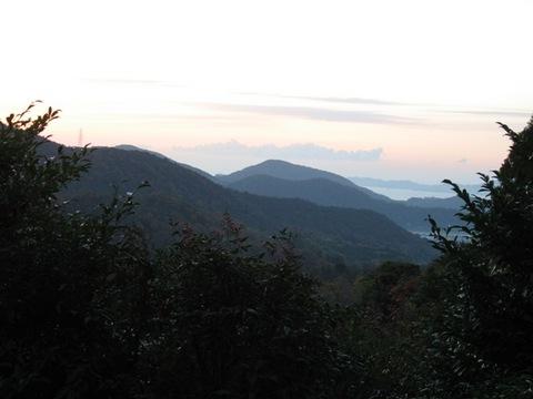 早朝風景2