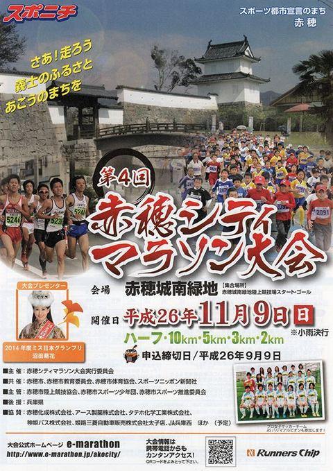 第4回赤穂シティマラソン - 1