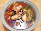 海のミルク牡蠣ラーメン