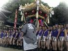 塩屋荒神社秋祭り