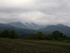 貝田からの山