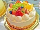 4.5号デコレーションケーキ:プリエール