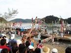 大避神社の祭り 船渡御祭